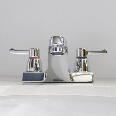 Commander Double Handle Centerset Bathroom Faucet