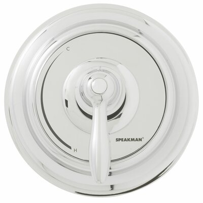 SentinelPro Thermostatic Pressure Balance Shower Valve and Trim