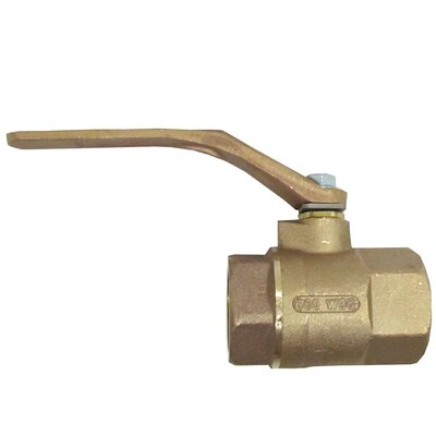 Stay Open Ball Valve