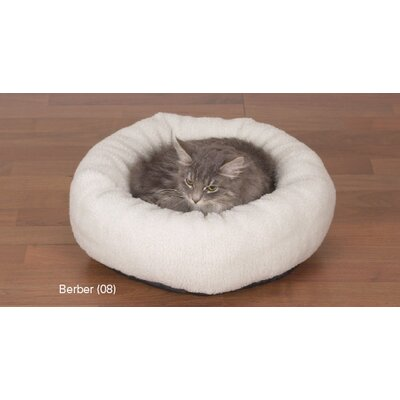 Cozy Kitty Berber Cat Bed