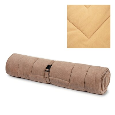 Reversible Mat/Pad Size: X-Small (11.75 W x 17.5 D x 1 H), Color: Tan