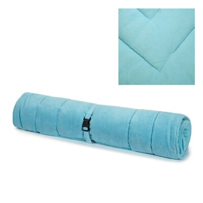 Reversible Mat/Pad Size: Small (16.75 W x 23.75 D x 1 H) , Color: French Blue