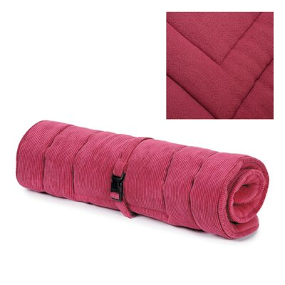 Reversible Mat/Pad Size: Medium (18.75 W x 29.75 D x 1 H), Color: Orchid Pink