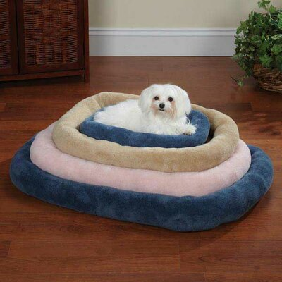 Comfy Crate Donut Size: Extra Small, Color: Blue