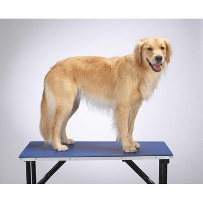"TOP PERFORMANCE Dog Table Mat - Size: 24"" x 36"", Color: Blue at Sears.com"