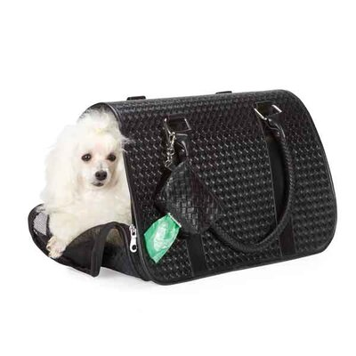 Zack and Zoey Basketweave Pet Carrier at Sears.com