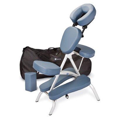 Vortex Massage Chair Package Color: Mystic Blue
