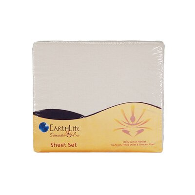 Samadhi Pro Sheet Set Color: Natural