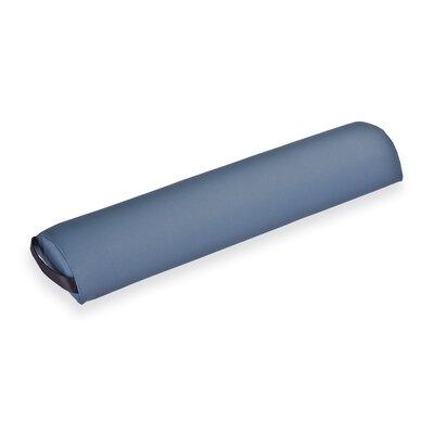 Half Round Bolster Color: Mystic Blue