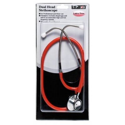 Graham Field Labtron Dual Head Stethoscope - Color: Hot Pink (Set of 2) at Sears.com