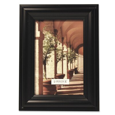 Composite Black Wood Picture Frame