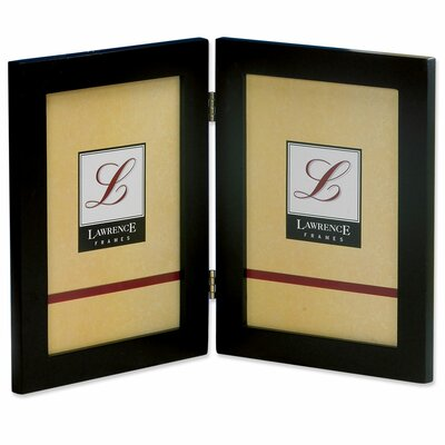 Buy Low Price Lawrence Frames Contemporary Hinged Double Picture ...