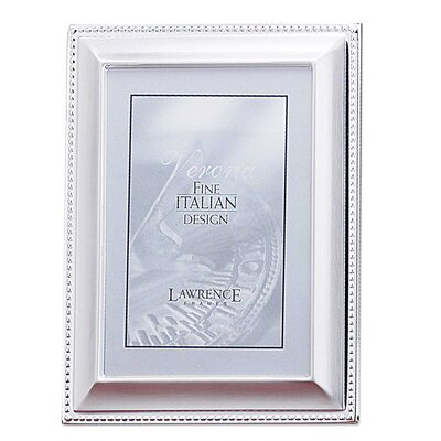 Silver Sentiments Picture Frame