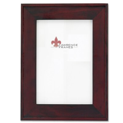 Flat Wood Picture Frame
