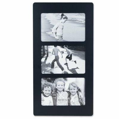 Multi Triple Horizontal Picture Frame