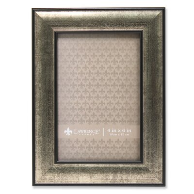 "Ridlon Domed Burnished Picture Frame Size: 4"" x 6"" MCRF4802 43404797"