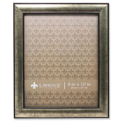 "Ridlon Domed Burnished Picture Frame Size: 8"" x 10"" MCRF4802 43404799"