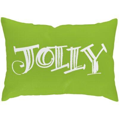 Jolly Holiday Lumbar Pillow