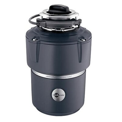Evolution Cover Control 3/4 HP Batch Feed Garbage Disposal
