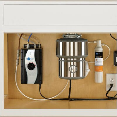 Under Sink Hot Water Tank and Filtration System