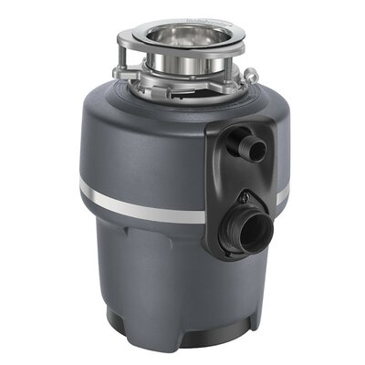 Evolution Compact 3/4 HP Continuous Feed Garbage Disposal with Soundseal Technology ICOMPACTWC