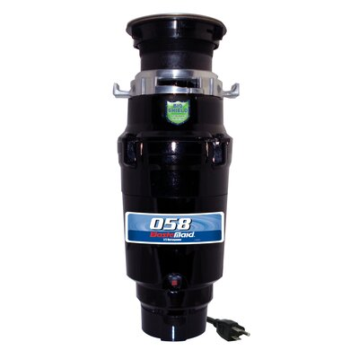 Economy 1/2 HP Continuous Feed Garbage Disposal