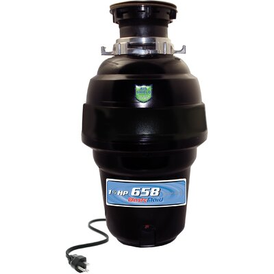 Premium 1 1/4 HP Continuous Feed Garbage Disposal