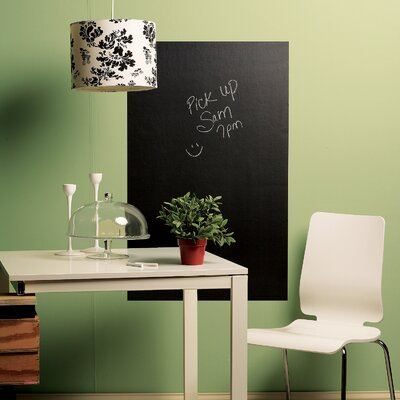 Wallies Big Chalkboard Mural Vinyl Peel and Stick at Sears.com