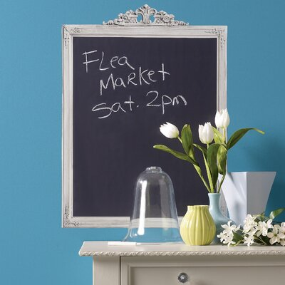 Wallies Framed Chalkboard Mural Vinyl Peel and Stick at Sears.com