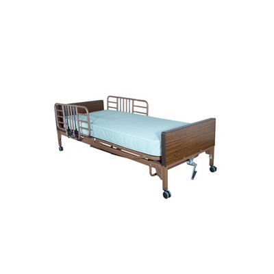 Complete Semi-Electric Home Care Bed Package