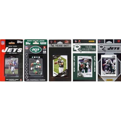 Nfl Houston Texans Six Different Licensed Trading Card Team Sets