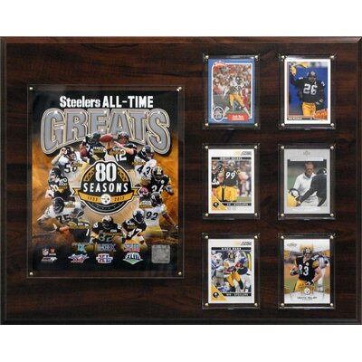 C & I Collectibles NFL All-Time Great Photo Plaque - Team: Pittsburgh Steelers at Sears.com