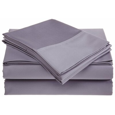 500 Thread Count Supima Sheet Set Size: Full, Color: Lavender