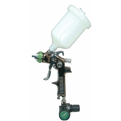 SPRAYIT HVLP  Gravity Feed  Spray Gun with Air Regulator at Sears.com