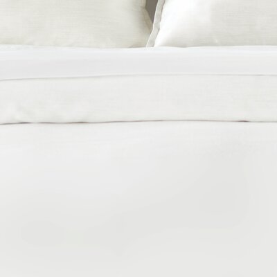 Pierce Comforter Size: King, Color: Marble