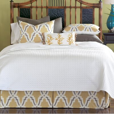 Autry Hand-Tacked Comforter Size: King