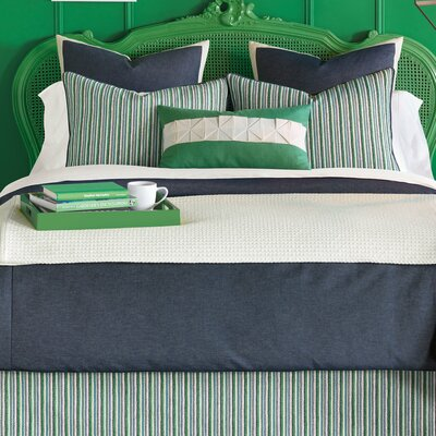 Heston Comforter Size: King