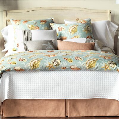 Cruise Coverlet Size: King