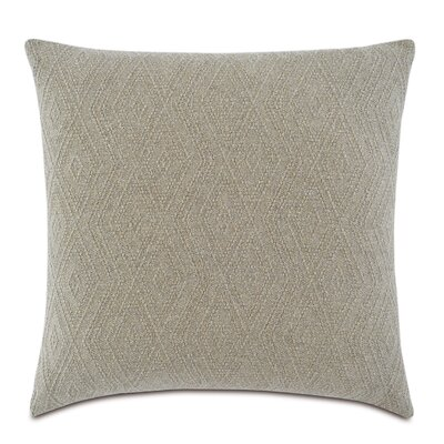 Bale Eklund Stone Knife Edge Cotton Throw Pillow