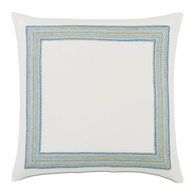Aoki Breeze Shell Linen Throw Pillow
