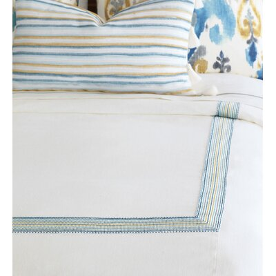 Aoki Breeze Shell Hand-Tacked Comforter Size: King