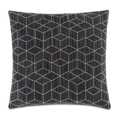 Bale Bateman Knife Edge Cotton Throw Pillow