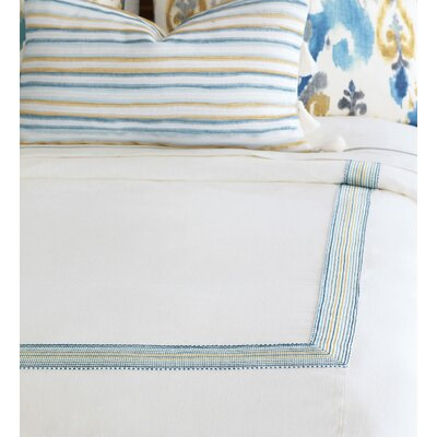 Aoki Breeze Shell Duvet Cover Size: Twin