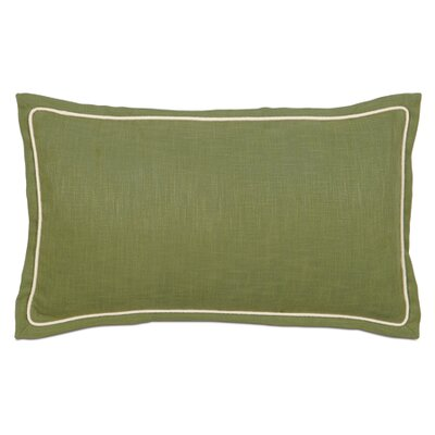 Bayliss Bed Lumbar Pillow Size: King, Color: Pesto