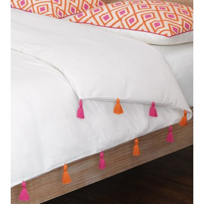Taylor Baldwin Hand-Tacked Comforter Size: California King