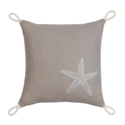Jolie Breeze Accent Linen Throw Pillow