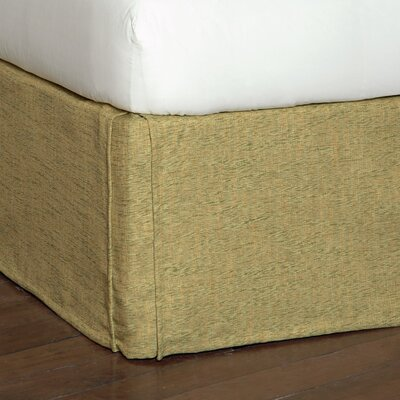 Sandler Broward Bed Skirt Size: Twin