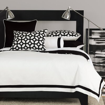 Palmer 5 Piece Duvet Cover Set Size: King