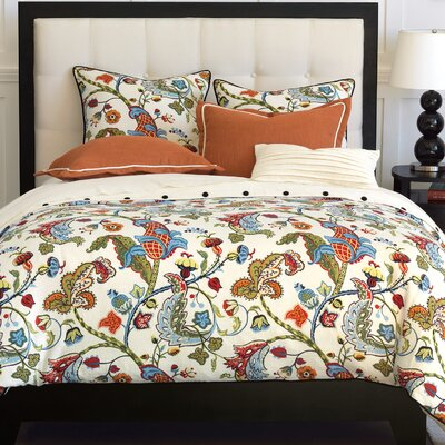 Bayliss Duvet Cover Set Size: Full