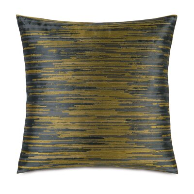 Pierce Horta Throw Pillow Color: Olive